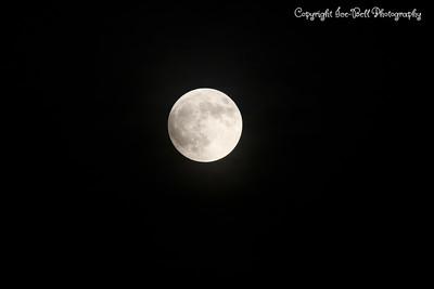 19:52:46 Lunar Eclipse Blood Moon
