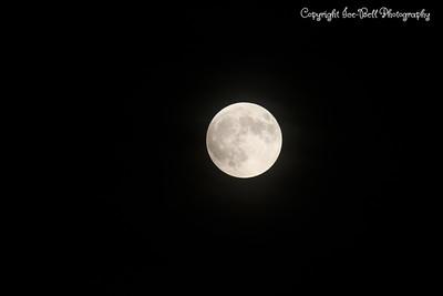 19:44:11 Lunar Eclipse Blood Moon