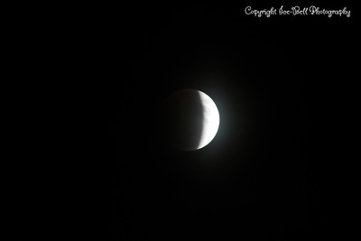 20:52:15 Lunar Eclipse Blood Moon