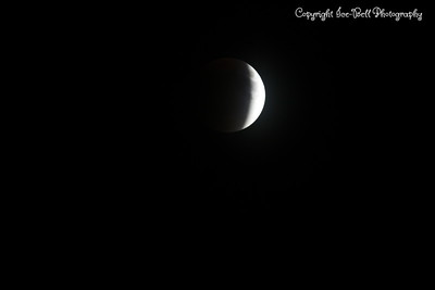 20:56:56 Lunar Eclipse Blood Moon