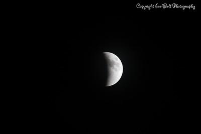 20:39:14 Lunar Eclipse Blood Moon