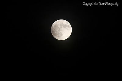 19:53:21 Lunar Eclipse Blood Moon