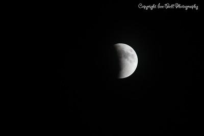 20:33:19 Lunar Eclipse Blood Moon
