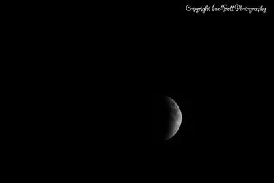 20:50:20 Lunar Eclipse Blood Moon