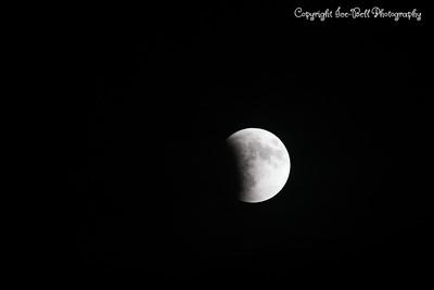 20:22:46 Lunar Eclipse Blood Moon