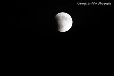 20:17:20 Lunar Eclipse Blood Moon
