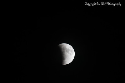 20:28:30 Lunar Eclipse Blood Moon
