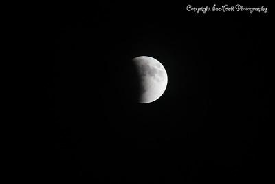 20:29:15 Lunar Eclipse Blood Moon