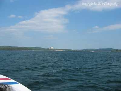 05/28/03  A look at the Shato on the Lake.  This is a hotel that sets right beside the dam on Table Rock Lake