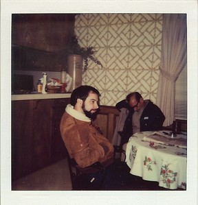 Gene Hatcher and Theo.  Does anyone know where these were taken?