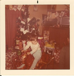 Little Trailer - Christmas Day - Chad - 1970