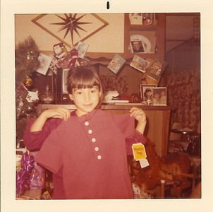Little Trailer - Christmas Day 1970 -Jody