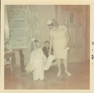 Wedding Day - 1967