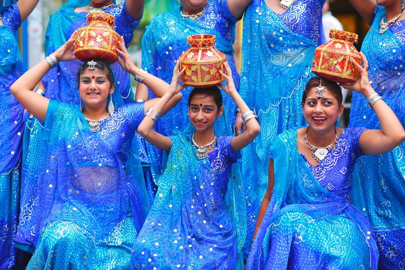 Ladies - Mela 2010 Leicester