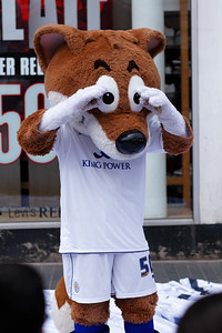 And the Leicester Fox was there