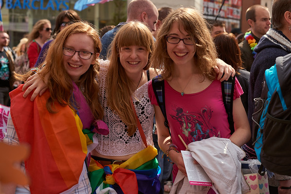 Leicester Pride 2015