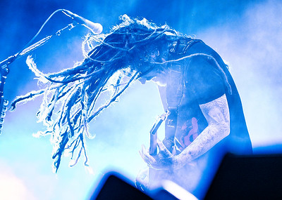 Head of Korn