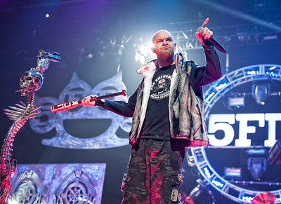 Ivan Moody of Five Finger Death Punch