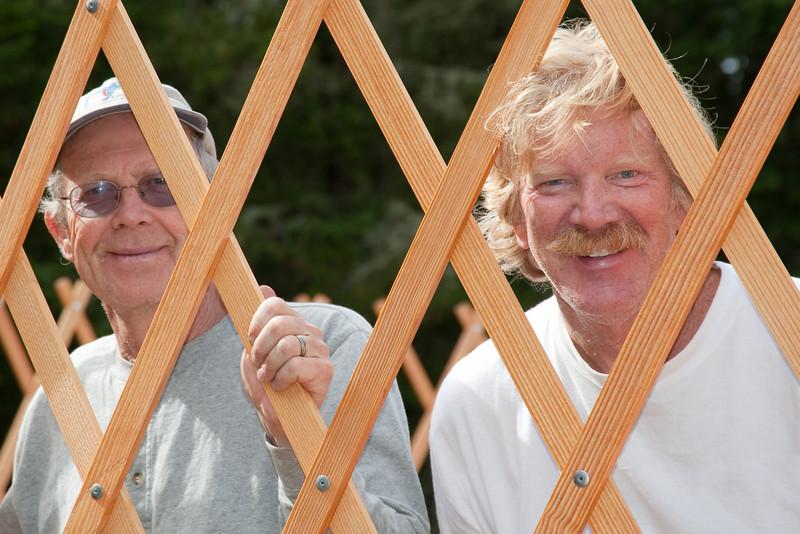 John, Rob and lattice.