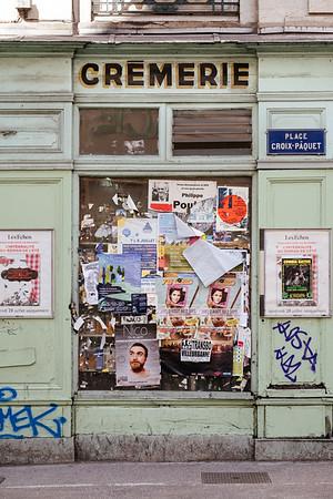 Little shop in Lyon