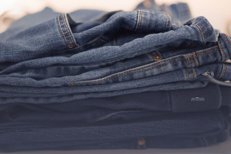 58: Blue Jeans