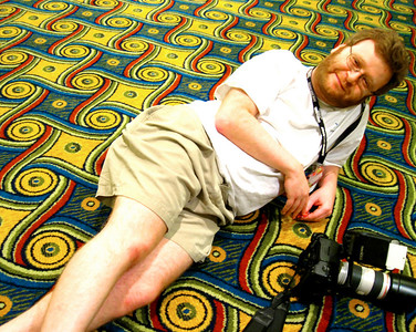 Taken at the ALA 2010. Photo by Heulangel.