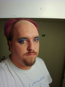 UV-active brows