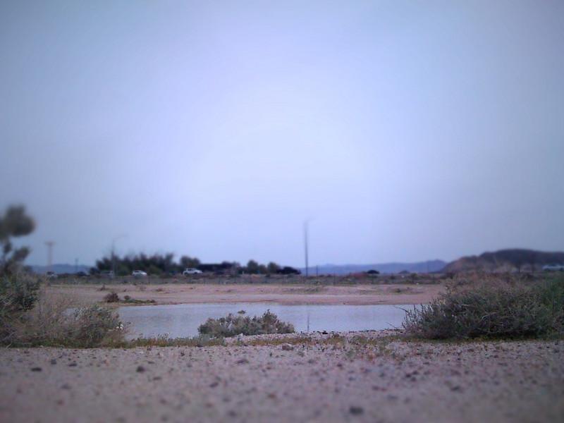 I-15 near Baker, CA