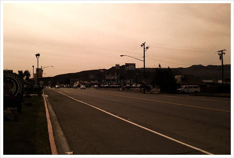 Baker Blvd, Baker, CA