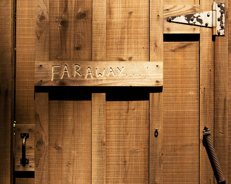 Faraway...
