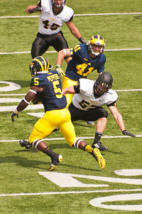 The new future return man for Michigan.  Jabrill Peppers!