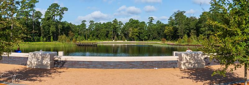 Memorial Park - Hines Lake