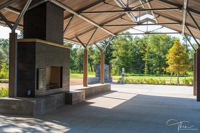Memorial Park - Pavilion