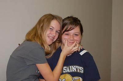 Ashley & Megan Cordell