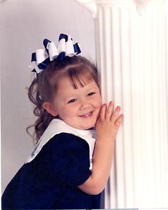Ashley Crismon Toddler