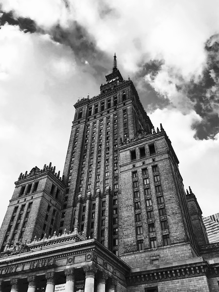 Palace of culture an Science