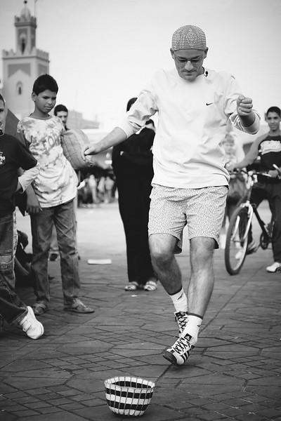 The Footbal Dance