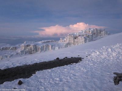 Kilimanjaro hike - Day 7