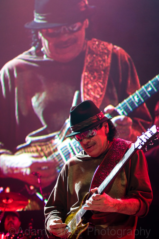 Santana & Derek Trucks Band (04-08-08) - 18