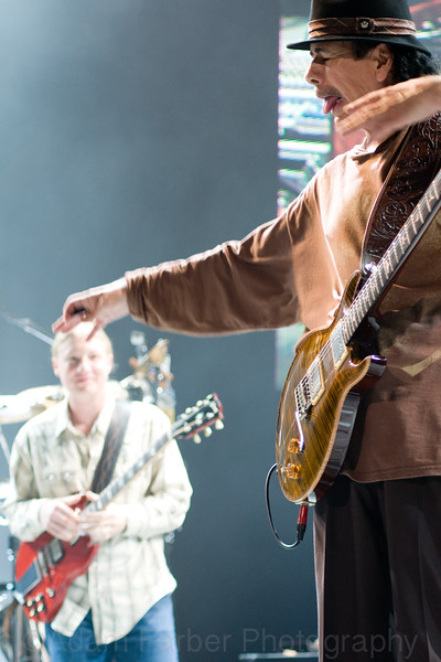 Santana & Derek Trucks Band (04-08-08) - 38