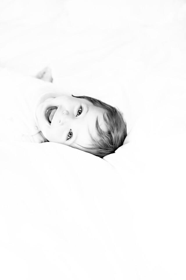Nick Makes Me Smile 3 bw