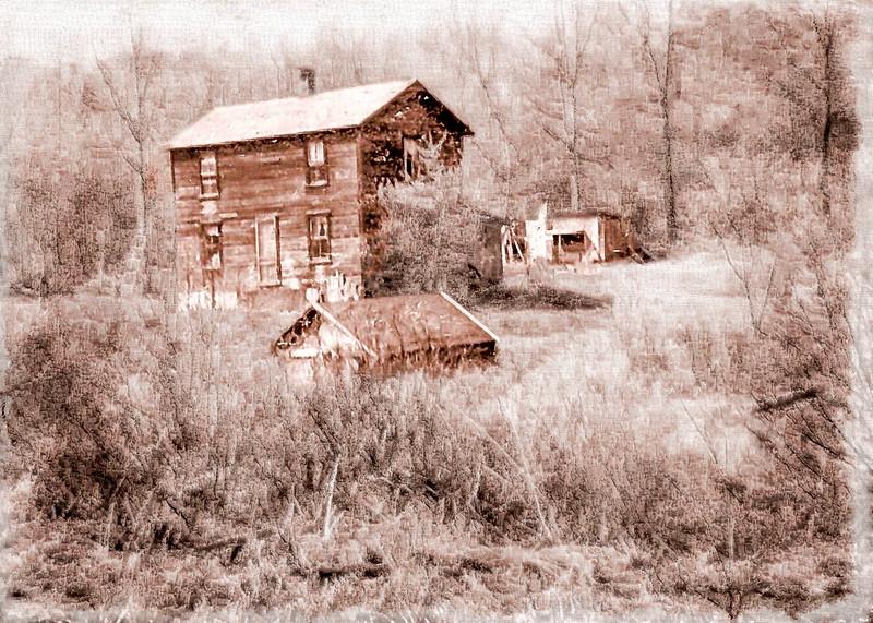Old Homestead photo early 1950's era.