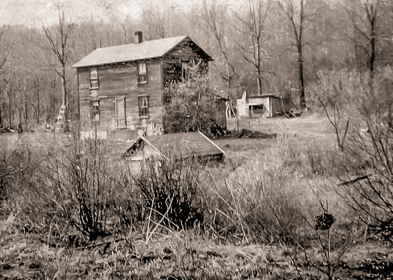 Old Homestead photo early 1950's era.