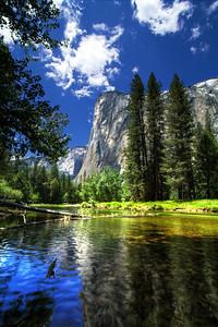 Reflections on El Cap