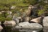 At Como Zoo, in the Japanese garden