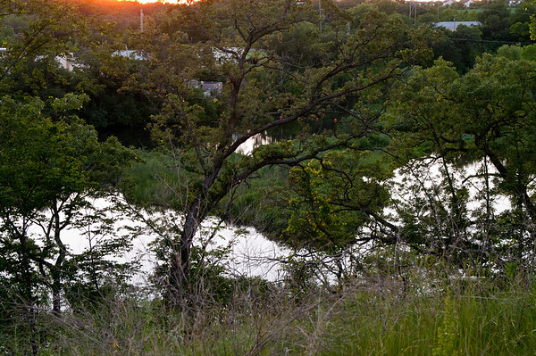 Glen Park - views of the Kinnickinnic River