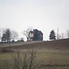 House on the Hill, near Mammoth Park