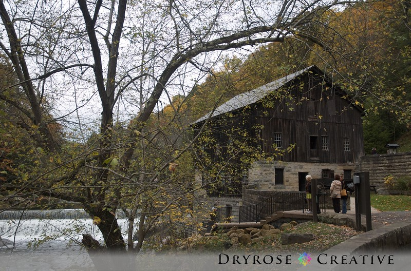 A trip to McConnell's Mill State Park, 2007