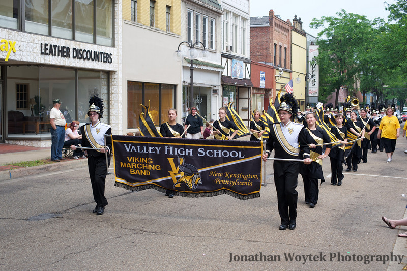 New Kensington Memorial Day Parade 2010