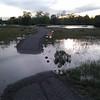 flooded st anthony trail